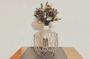 decoración de jarrones en león - Jardinería Magal