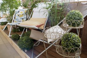 mobiliario de jardín en León - Jardinería Magal