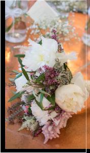 ramillete de boda en León - Jardinería Magal