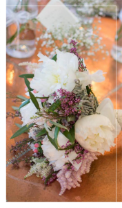 ramos de boda en León - Jardinería Magal